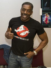 """""""Ghostbusters"""" star Ernie Hudson will attend Hudson Valley Comic Con in Poughkeepsie Saturday and Sunday."""