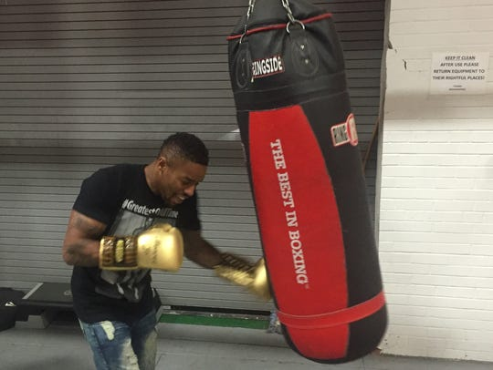 Willie Monroe Jr., returns to the ring for first time