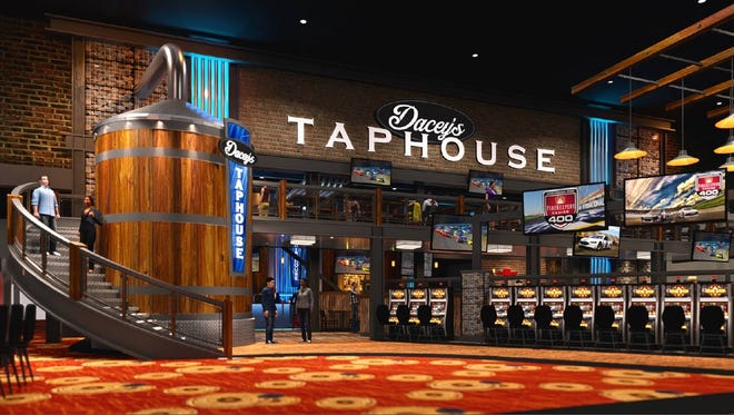 Dacey's Taphouse at FireKeepers Casino Hotel in Emmett Township