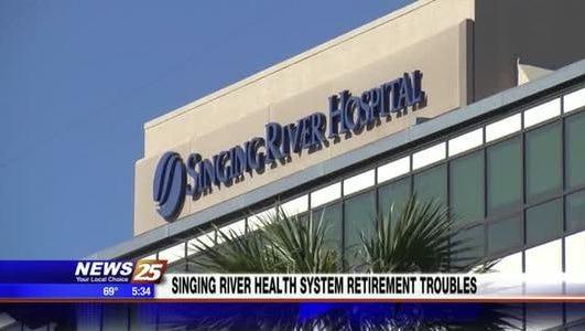 Singing River Hospital on the Mississippi Gulf Coast