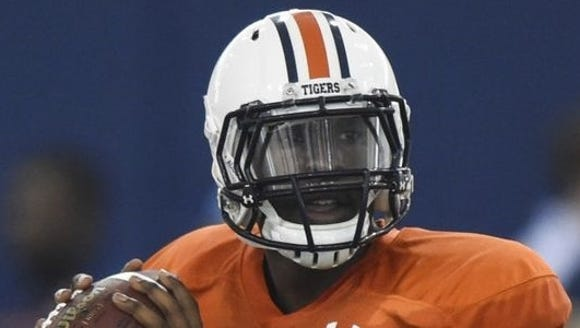 Auburn junior Jeremy Johnson may be the SEC's best