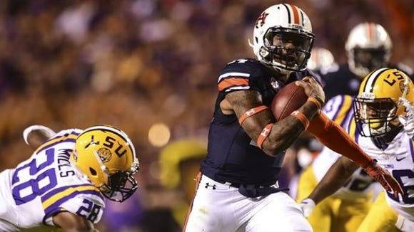 Nick Marshall ran for 1,866 yards and 23 touchdowns