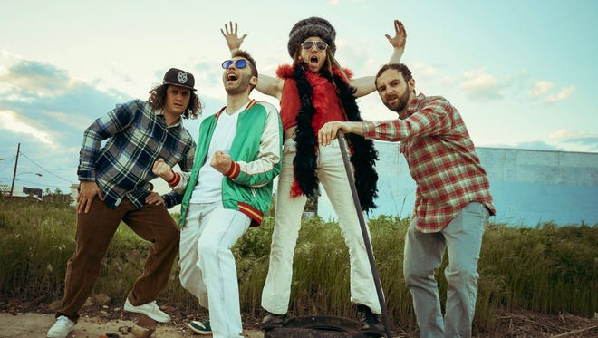 Philadelphia-based jam/electronica act Tweed, which has Delaware roots, will perform at Weedstock in Townsend this weekend.