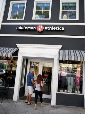 During the quarter, Lululemon overall sales rose 6%.