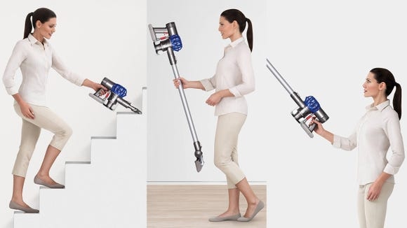This versatile cordless Dyson vacuum is nearly $100 off right now