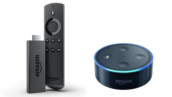 This Amazon Fire TV and Echo Dot bundle is at a fantastic low price right now