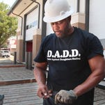 Ron Calhoun owns a contracting firm that is one of the minority-owned businesses doing work with the city of Monroe for several years. He is working on a new fire station. The city of Monroe is ramping up efforts to increase minority or woman-owned businesses doing business with the city.