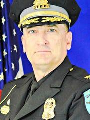 Ocean View Police Chief Kenneth McLaughlin.
