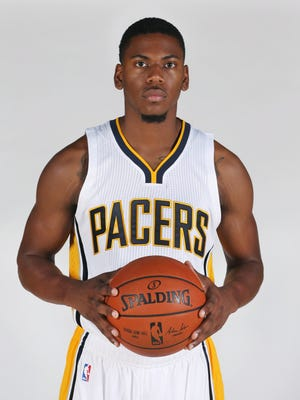 Larry Bird sees someting special in Indiana Pacers small forward Glenn Robinson III.