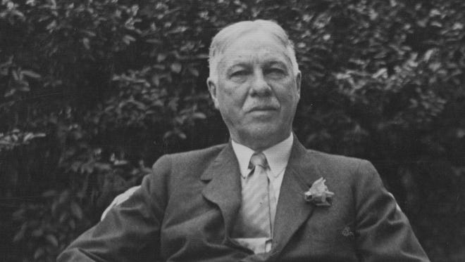 Thomas Taggart in 1928