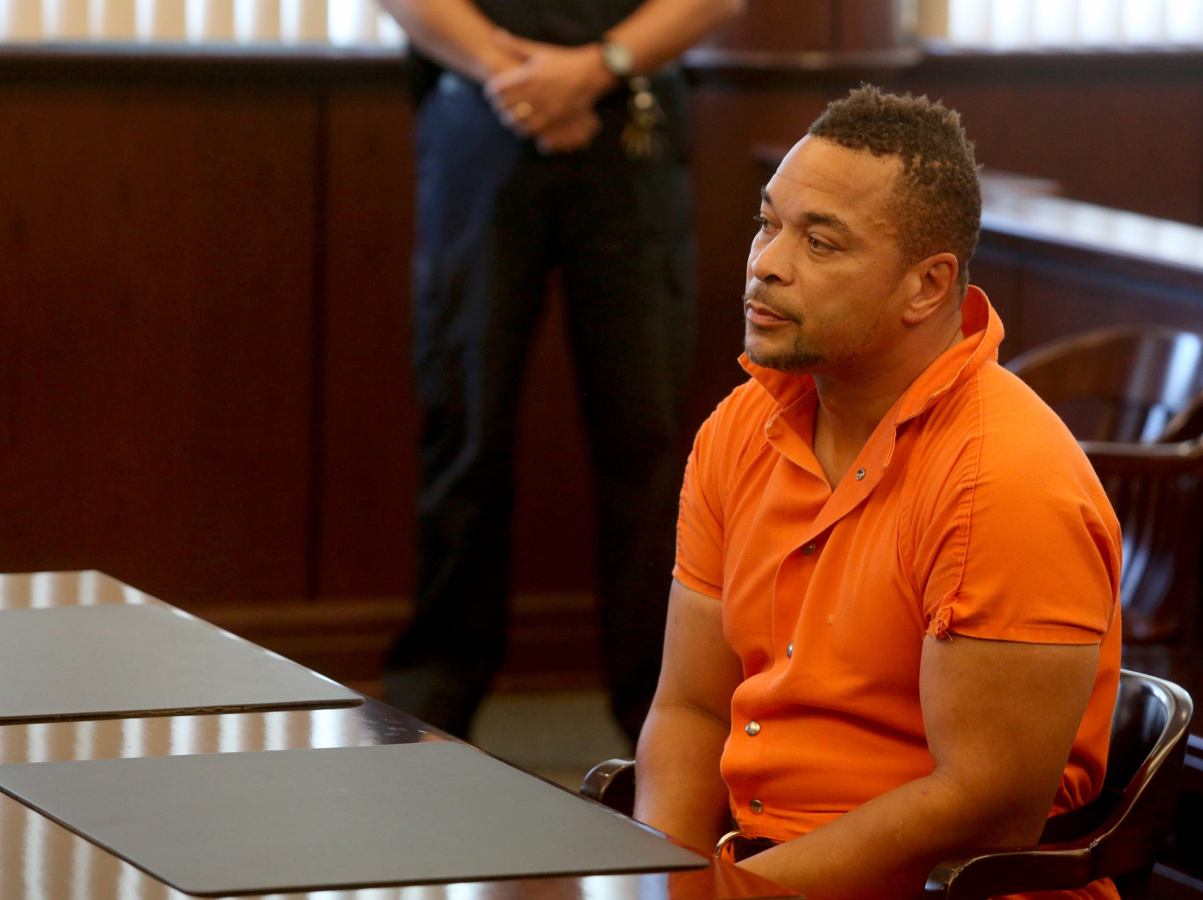 Family asked 2nd chance for suspect after he killed 1st wife