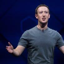 Mark Zuckerberg helps build pickup trucks at Ford plant