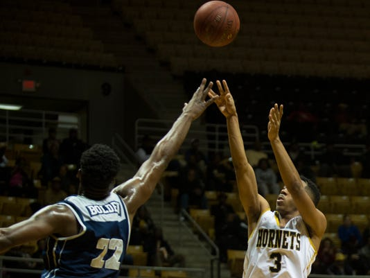 Men's Basketball: Alabama State vs Jackson State