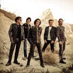 Journey sets concert date at The Wharf