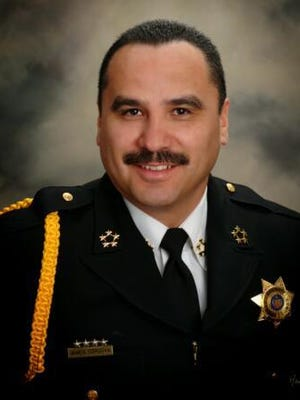 Carbon County Sheriff James Cordova