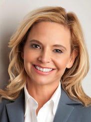 Mary Kipp, El Paso Electric CEO.
