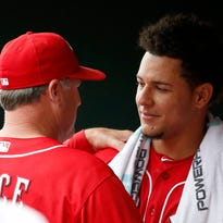 Bryan Price: There's just one rotation spot up for grabs
