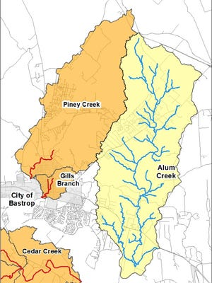 Halff Associates is conducting an Alum Creek watershed study for Bastrop County to identify flooding problems as well as solutions to mitigate future inundation.
