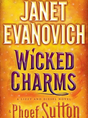 'Wicked Charms' by Janet Evanovich and Phoef Sutton