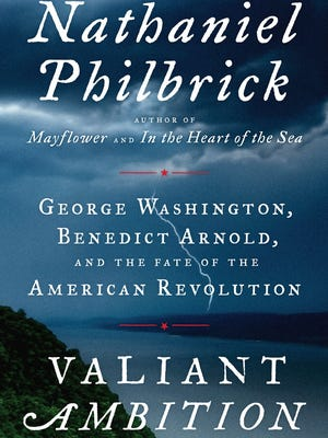 'Valiant Ambition' by Nathaniel Philbrick