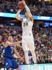 Oregon Ducks forward Dillon Brooks is one of the most