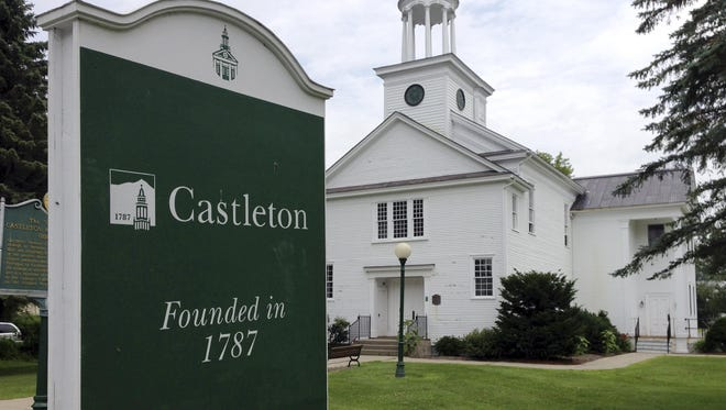 Castleton State on road to becoming a university