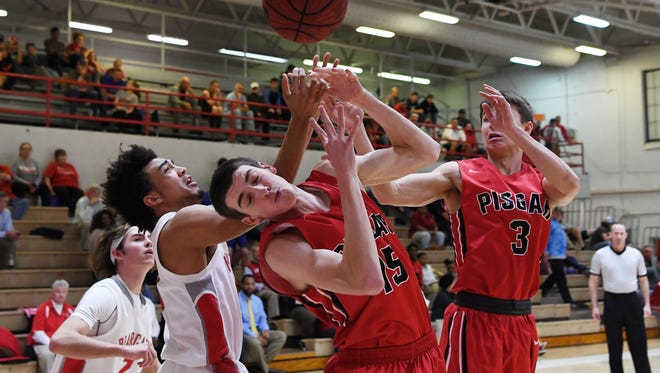 Hendersonville defeated Pisgah 59-50 in the second-round of the 2A NCHSAA state basketball playoffs on Thursday.
