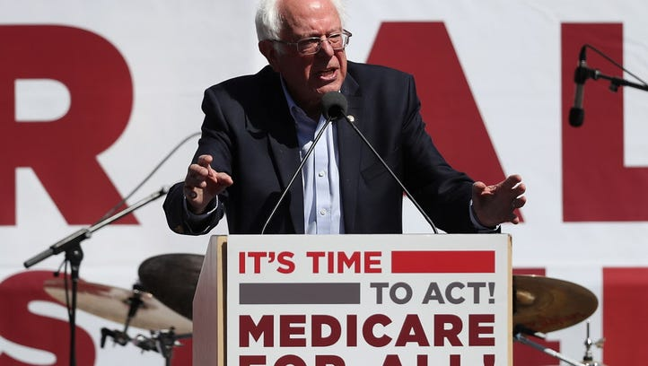 Bernie Sanders:Time is ripe for Medicare for all