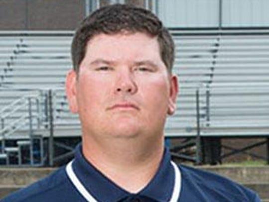 Sycamore coach Justin Robison