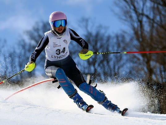 Vt. State Skiing Championships