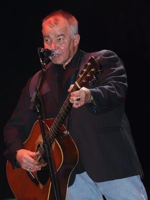 John Prine in 2013 in Live Oak, Florida.