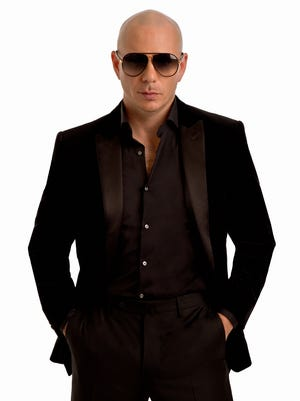 Grammy Award-winning entertainer Pitbull will take his Bad Man Tour to the Don Haskins Center on Wednesday.
