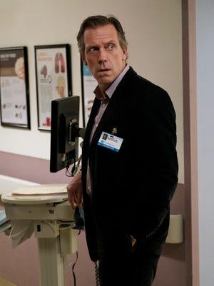Eldon Chance (Hugh Laurie) is a forensic neuropsychiatrist in the Hulu drama, 'Chance.'