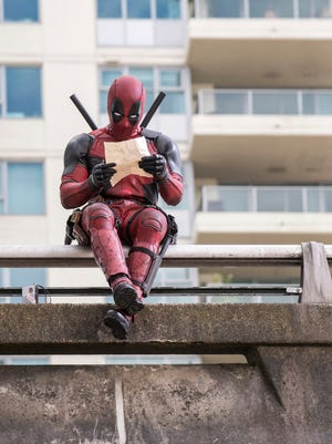 Almost a year after its release, 'Deadpool' has Oscar on the brain.