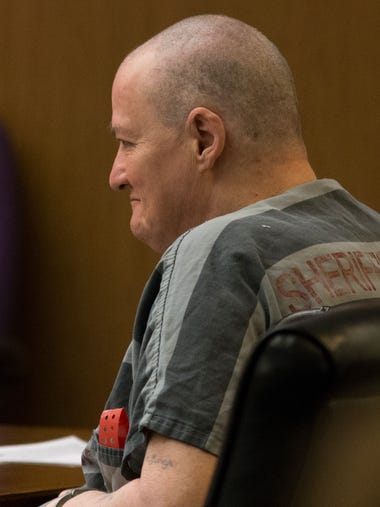 Gary Moran was sentenced to life in prison on April