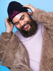 Marquis Neal is a 25-year-old plus size model and Instagram blogger from Vancouver, Wash.