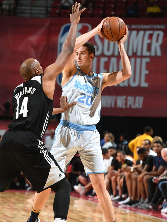2017 Las Vegas Summer League - Minnesota Timberwolves v Denver Nuggets