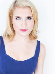 """Colleen Renee Lis stars in """"The Last Five Years"""" at"""