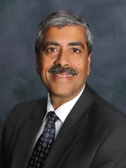 Faheem A. Masood, President & Chief Executive Officer