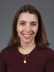 Dr. Nancy Dodson is assistant professor of pediatrics,
