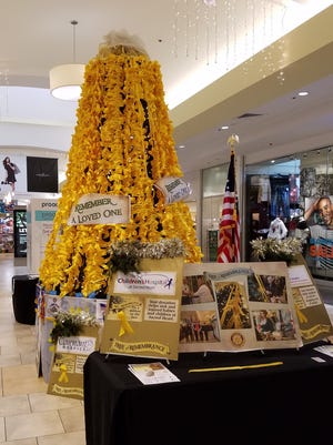 The fifth annual Rotary Tree of Remembrance, benefiting several local charities, kicks off with an opening ceremony on Sunday, Dec. 3, 2017, at Cordova Mall.