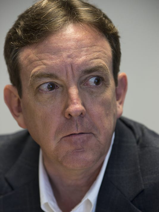 Ken Bennett challenging doug ducey in governor's race