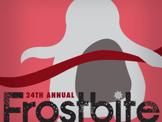The 24th annual Frostbite 5K and 10K race presented