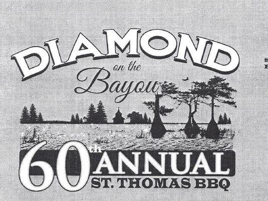 Diamond on the Bayou