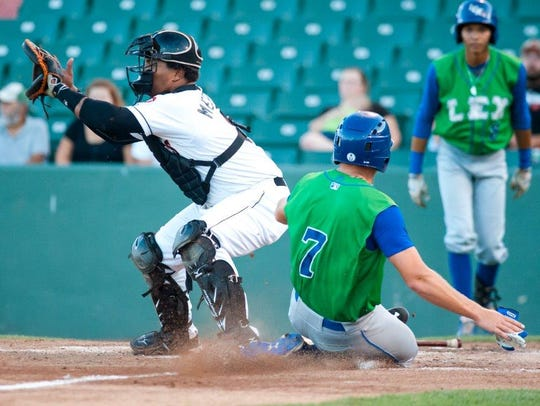 Yermin Mercedes is one of four Shorebirds who will