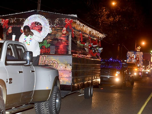 Opelousas Christmas Parade