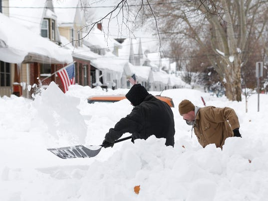 more weather misery on horizon for beleaguered buffalo