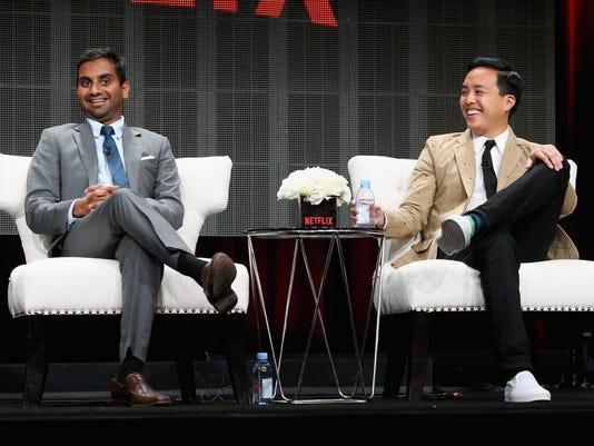 Aziz Ansari & Alan Yang