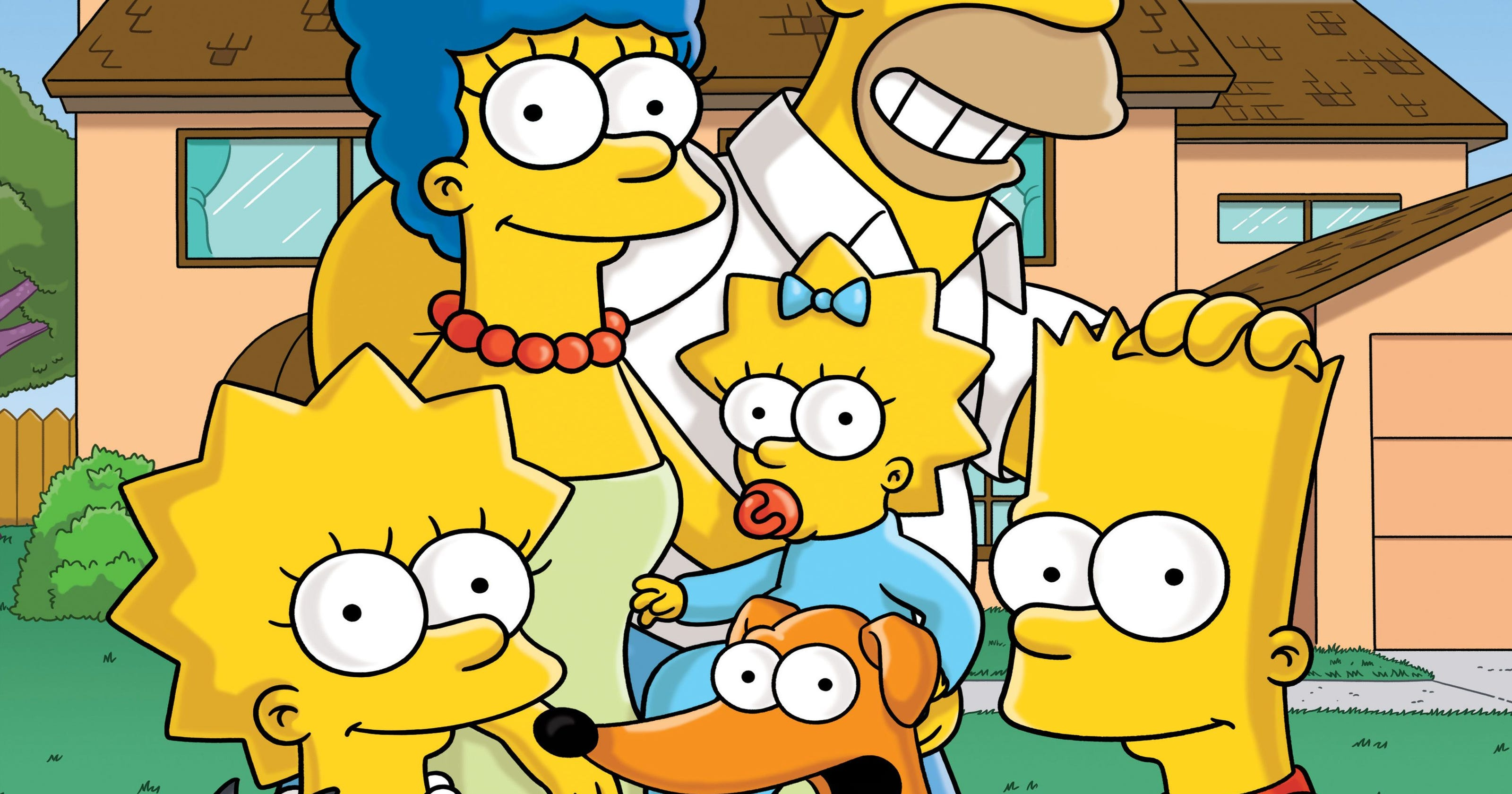 The Simpsons Matt Groening shares top characters