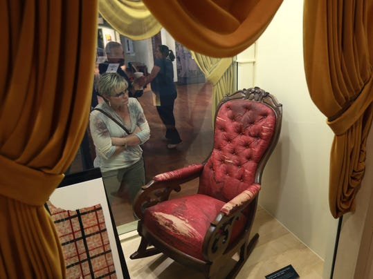 The Lincoln Chair Tells A Story Beyond The Assassination